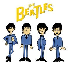 The Beatles Cartoon Tv Show Poster Dos Beatles, Les Beatles, Beatles Art, Beatles Photos, Cartoon Shows, Cartoon Tv, Drum Lessons For Kids, Chat 3d, John Lennon Paul Mccartney
