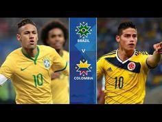 Brazil 0 vs 1 Colombia - Copa America 2015  HD  - http://www.nopasc.org/brazil-0-vs-1-colombia-copa-america-2015-hd/