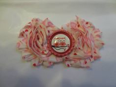 """Little Princess Bows *15"""" Headband * SB:$2.00 *BI:$0.50 *SH:$2.50 * Payments due within 48 hours * Ready to ship * www.facebook.com/littleprincess.bows.girls"""