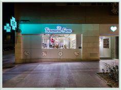 Diseño de farmacias por Marketing-Jazz - Farmacia S'ana