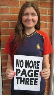 Girls Brigade support No More Page 3 http://www.girlsb.org.uk/take-bare-boobs-out-the-news-_442