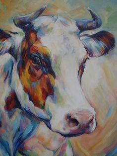koeien schilderijen - Google zoeken