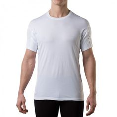 Sweat Proof Shirts For Men By Thompson Tee   Guaranteed To Protect Against Sweat