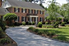 Traditional Exterior Brick Design, Pictures, Remodel, Decor and Ideas - page 15