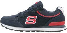 Afbeelding van Donkerblauwe Skechers Sport OG 82 Sneakers laag navy/red