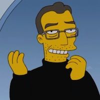 Steve Jobs va-t-il faire son apparition dans les Simpsons ? - http://www.applophile.fr/steve-jobs-va-t-il-faire-un-apparition-dans-les-simpsons/