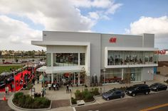 "10-3-13 H&M ""Glamming"" Grand Opening at The Collection at RiverPark. #GlamTCRP"