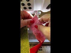 BERNINA 71 foot machine quilt binding