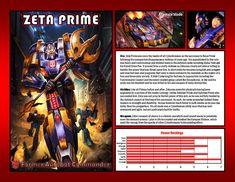 Zeta Prime by CitizenPayne.deviantart.com on @DeviantArt