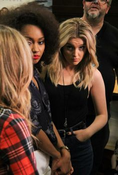 Perrie is judging you