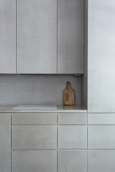 Concrete kitchen front Check out dade design 12mm FRONT