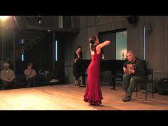 Masterclass Isabel Bayón during IV Dutch Flamenco Biennale 2013 - YouTube