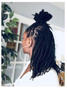 Short Dreadlocks Styles, Short Locs Hairstyles, Dreadlock Styles, Twist Hairstyles, Curly Hair Styles, Natural Hair Styles, Braided Dreadlocks, Wedding Hairstyles, Natural Dreads