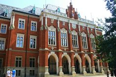 Kraków, Uniwersytet Jagielloński