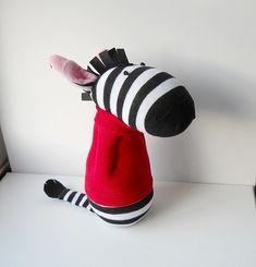 sock zebra | Dawn Treacher | Flickr