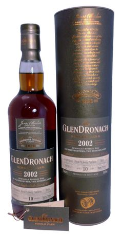 Glendronach Single Cask 2002