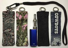 250 + Designs verfügbar eLeaf iStick Holster Schleife Inhaber Fall Lanyard Key Chain Sleeve Gürteltasche Ego VTR MVP 2 Kanger E-Zigarette iVP mini