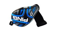 NEW Ping G30 Black/Blue/Gray 7 Wood Fairway Headcover Cover -- Awesome products selected by Anna Churchill