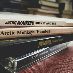 Artic monkeys cd's