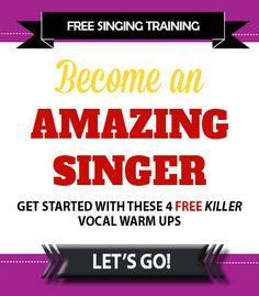 Five super effective tongue twisters for singers. Use these to warm up your mouth, tongue and lips before singing.