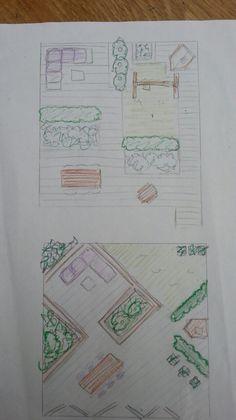 Voorbeeldontwerp tuin 2 en 3