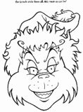 Print Grinch coloring pages for kids to do before the movie begins - A unique movie night theming idea from Southern Outdoor Cinema.