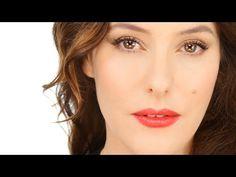 Lisa Eldridge Make Up | Video | Dinner Date Makeup | Smokey Eye | Bourjois Quad Palette in Upside Brown