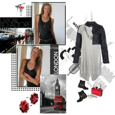 """""""Trip to London"""" by drn57 on Polyvore"""