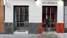 Restaurante Bocacalle en Madrid  BOA MISTURA #bocacalle #streetfood #Madrid #justicia