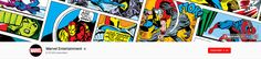 Marvel's banner design is as perfect as their iconic trailer logo in the movies. It's all about comics either way. Youtube Channel Art, Youtube Banners, Marvel Entertainment, Walt Disney Company, Banner Design, Entertaining, Graphic Design, Logo, Comics