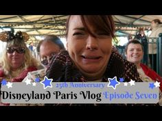 In todays episode we head into the bakery and try the Disneyland paris anniversary beignets one filled with apricot and the other glazed with sugar, bot. Today Episode, Disneyland Paris, 25th Anniversary, Youtube, 25 Year Anniversary, Youtube Movies