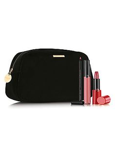 Giorgio Armani Holiday Red Lip Set