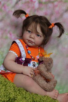 Камилла. Куклы реборн Преображенской Светланы / Куклы Реборн Беби - фото, изготовление своими руками. Reborn Baby doll - оцените мастерство / Бэйбики. Куклы фото. Одежда для кукол