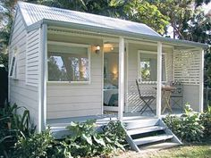 A cubby house for grown ups! Because it's more fun when it's not your own house! Learn how to DIY with Reader's Digest and Handyman Australia.