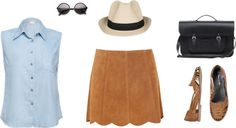 """""""What to Wear to a Festival"""" by themodernexchange on Polyvore"""