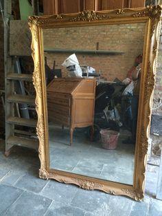 Spiegel voor
