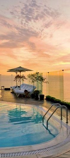 Amazing Snaps: Miraflores Park Hotel, Lima, Peru