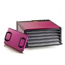 Excalibur Color Series 9 Tray Food Dehydrator Copper Color