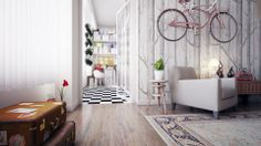 The Hague Apartment by Ângelo Fernandes