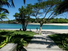 InterContinental Fiji Golf Resort & Spa: Lagoon room view Staying here this week......