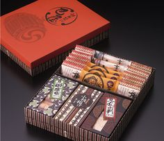 Tea packaging designed by IDA Inc.