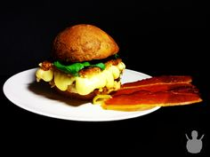 Ultimate Chicken Cheeseburger | MR. CHEF - COOK'S BLOG