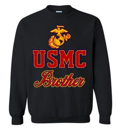 USMC Brother Sweatshirt