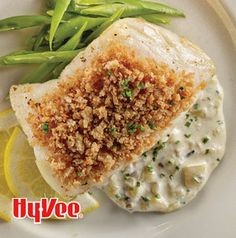 We've come up with a little trick to prevent the cod from sticking to the pan. Not only does breading it taste delicious, it stops the Pan-Roasted Cod Fillets from sticking!