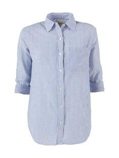 Löydät unelmankevyen Boyfriend Long Sleeve -paitapuseron sekä muut Denim