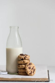 Cupcakes, Kids Meals, Glass Of Milk, Holiday Recipes, Food Photography, Food And Drink, Snacks, Pastries, Sweet