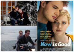 Now Is Good, Jeremy Irvine, Kaya Scodelario, Dakota Fanning, Good Things, Movie Posters, Wordpress, Movies, 2016 Movies