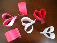 4 Crazy Kings: Valentine Paper Heart
