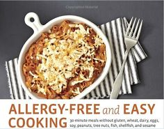 Allergy-free Author Cybele Pascal Talks About the How-Tos of Cookbook Publishing in Video Interview - Foodista.com