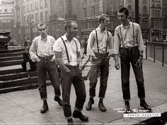 British skinheads